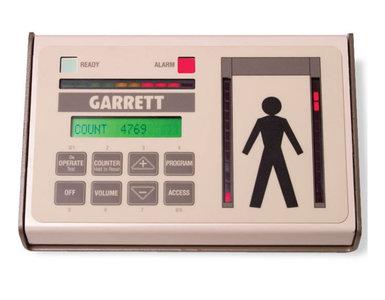 Afstandsbediening Garrett detectiepoorten