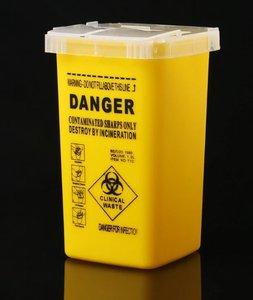 Biohazard box
