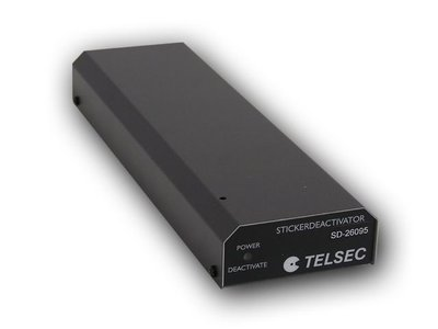 Sticker deactivator telsec