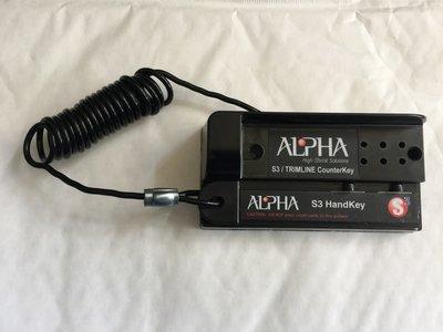 Alpha s3 key