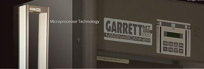 Garrett MT5500 detectiepoort